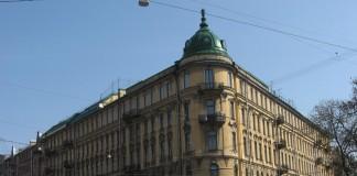 Санкт-Петербург. Дом на Таврической, 13. 2012 год.