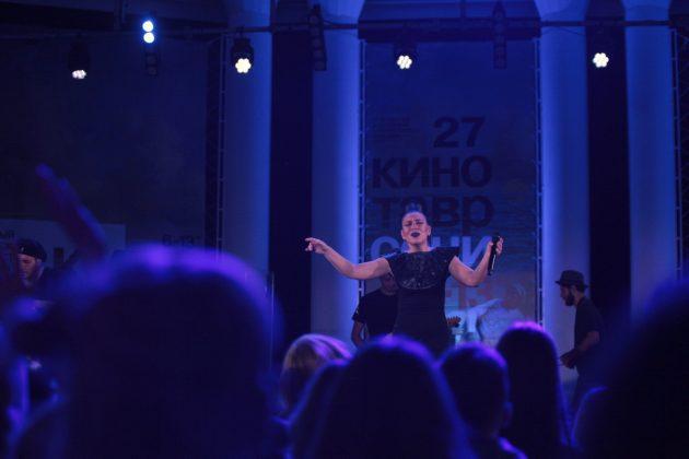 Ёлка. Кинотавр-2016. Фото Валерий Перевозчиков.