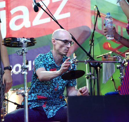 Группа Фрукты. Усадьба-Jazz 2016. Фото Александр Фролов.