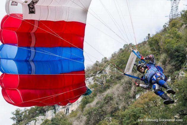 Skypark BASE days 2016, Сочи. Фото: Сергей Кулаков.