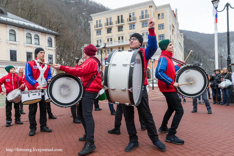 Фестиваль «Барабаны мира в Сочи», фото: Сергей Кулаков.
